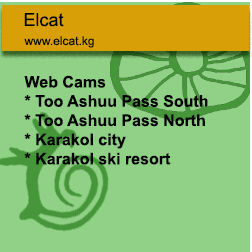Elcat Web Cam Too-Ashuu Pass