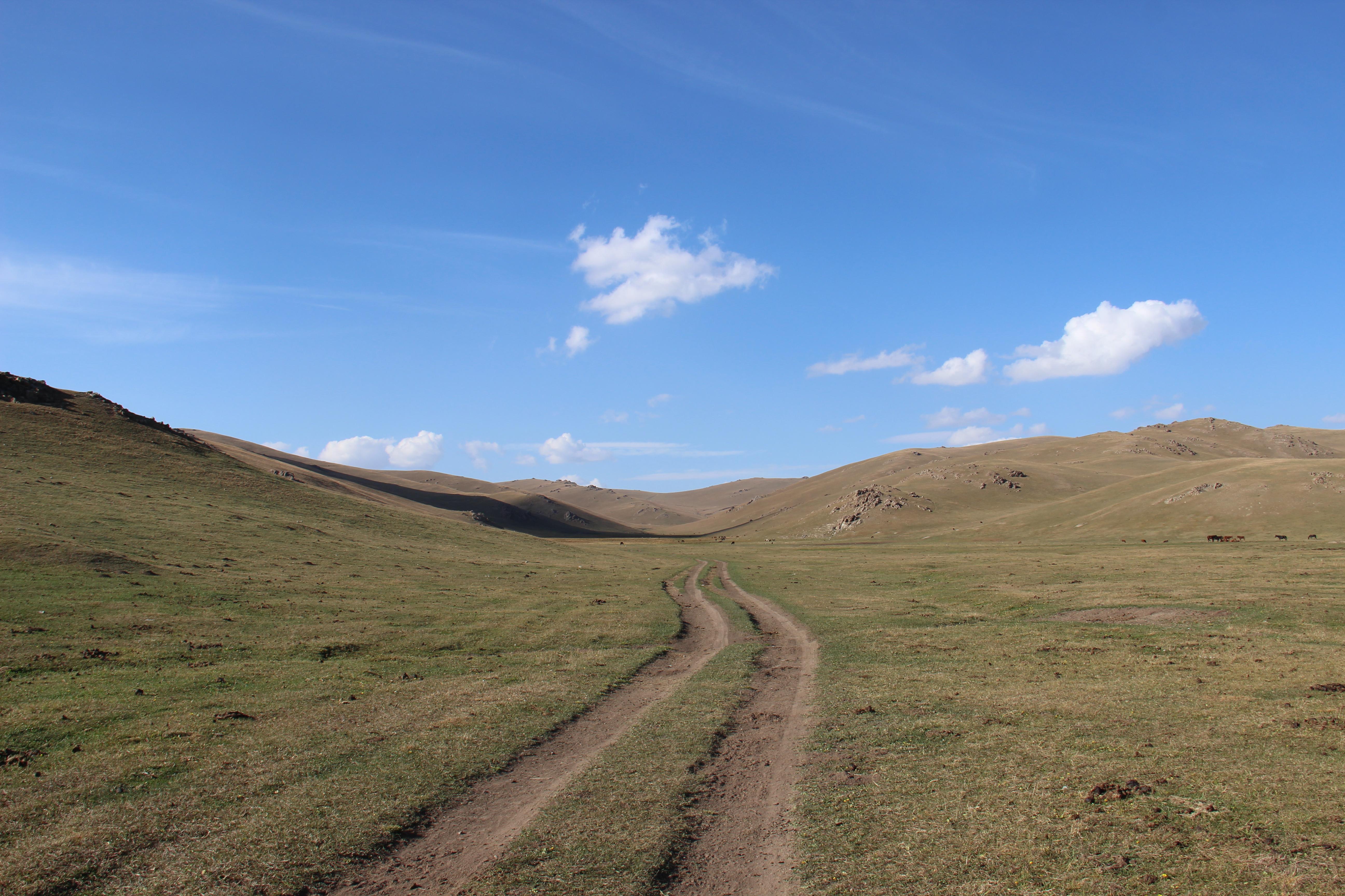 Kyrgyzstan, Song-Kul Lake