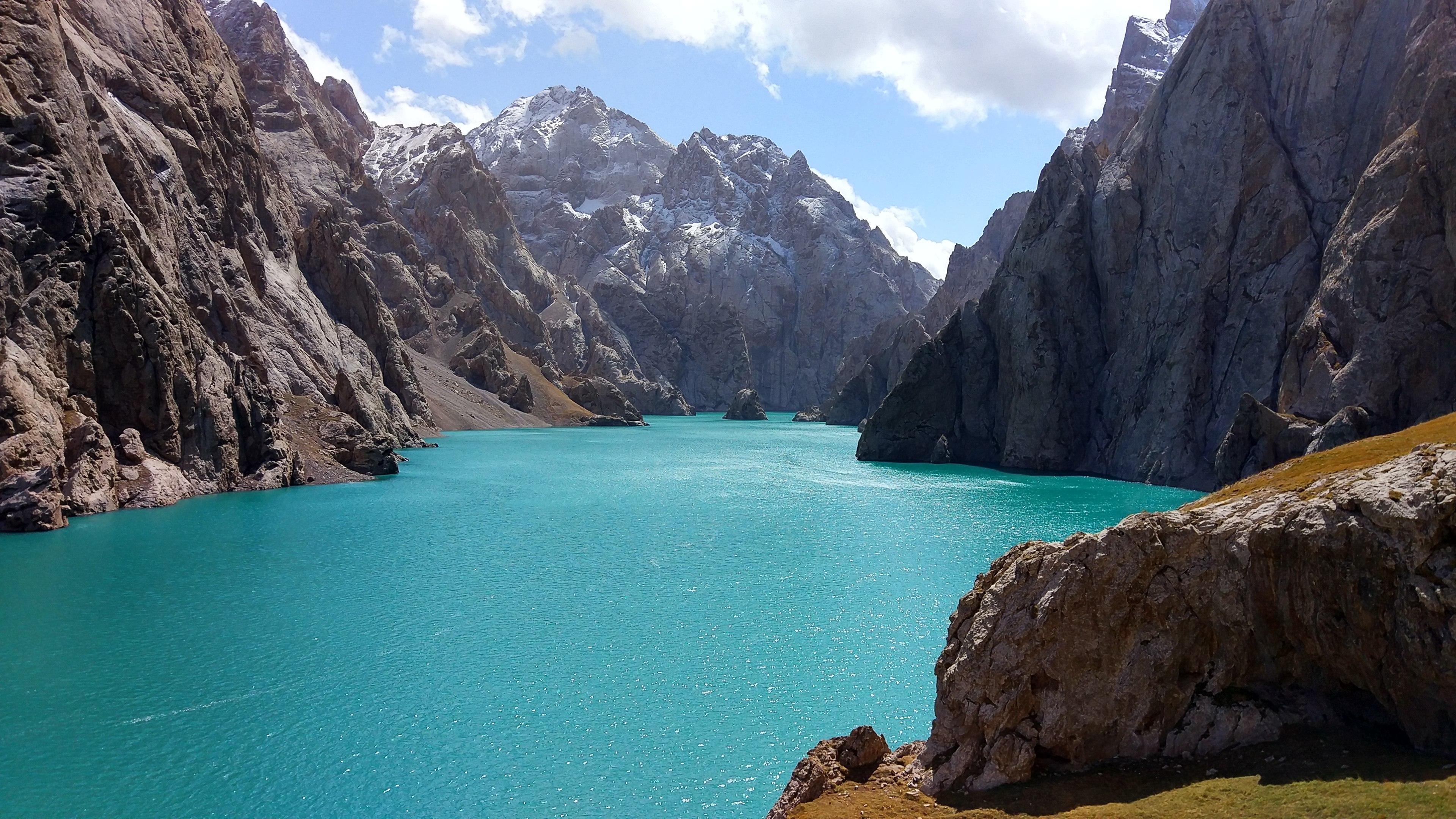 Kyrgyzstan, Kel-Suu Lake